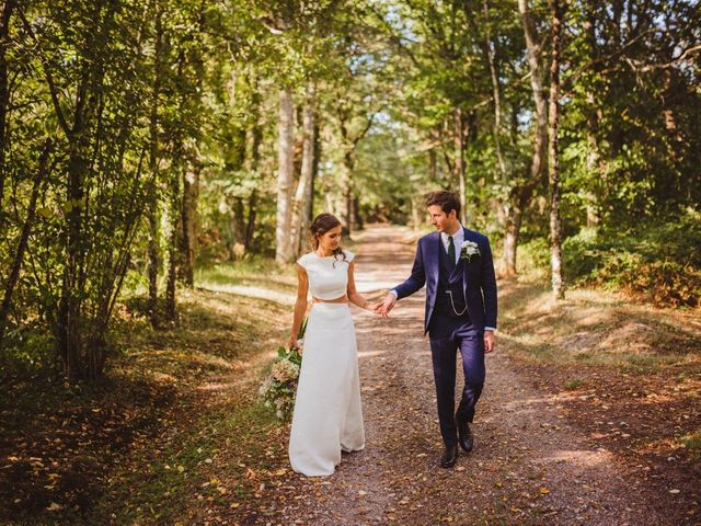 Le mariage de Edouard et Talissa à Isdes, Loiret 15