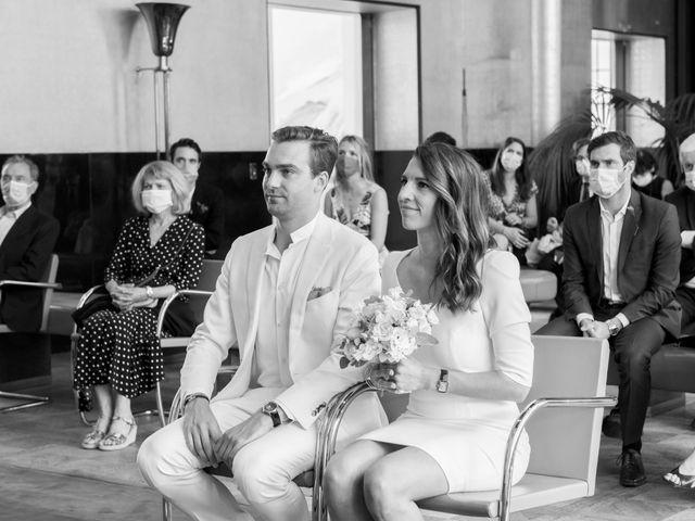 Le mariage de Alexandre et Faustine à Issy-les-Moulineaux, Hauts-de-Seine 2