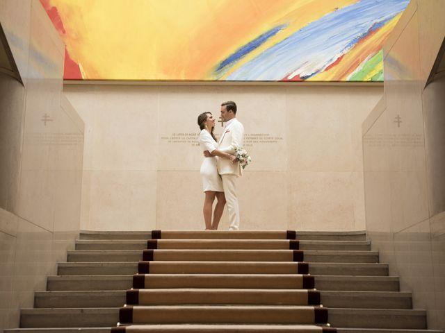Le mariage de Alexandre et Faustine à Issy-les-Moulineaux, Hauts-de-Seine 3