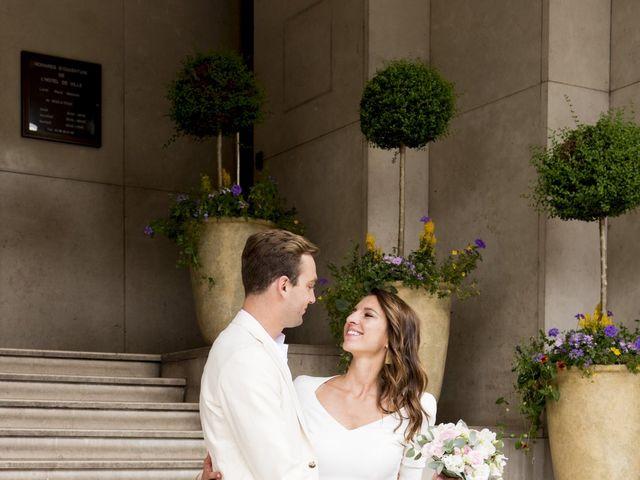 Le mariage de Alexandre et Faustine à Issy-les-Moulineaux, Hauts-de-Seine 5