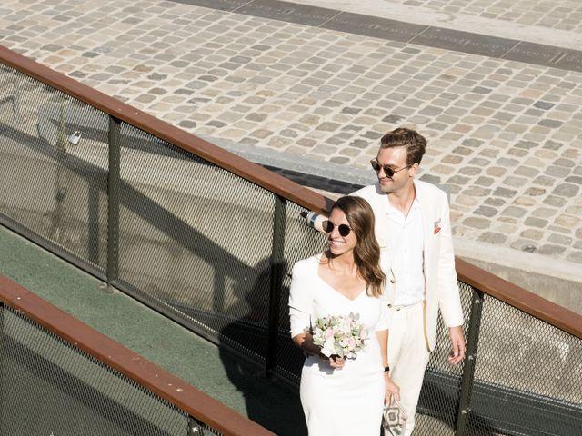 Le mariage de Alexandre et Faustine à Issy-les-Moulineaux, Hauts-de-Seine 8