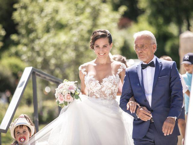 Le mariage de Yohann et Nelly à Présilly, Haute-Savoie 9