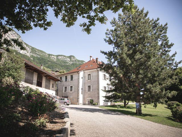 Le mariage de Yohann et Nelly à Présilly, Haute-Savoie 12