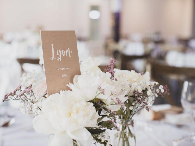 Le mariage de Yohann et Nelly à Présilly, Haute-Savoie 14