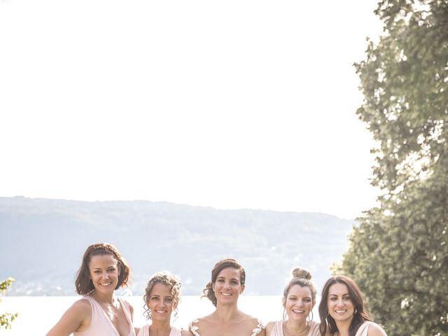 Le mariage de Yohann et Nelly à Présilly, Haute-Savoie 16