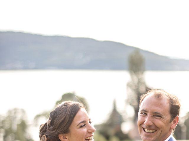 Le mariage de Yohann et Nelly à Présilly, Haute-Savoie 18