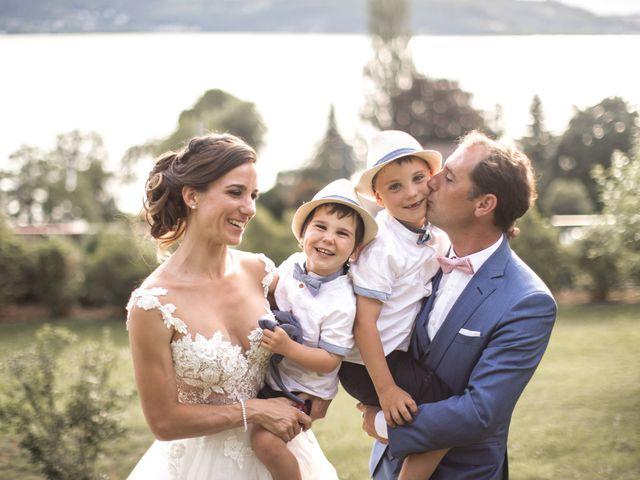 Le mariage de Yohann et Nelly à Présilly, Haute-Savoie 19