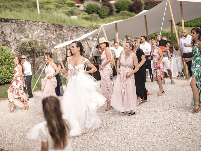 Le mariage de Yohann et Nelly à Présilly, Haute-Savoie 21