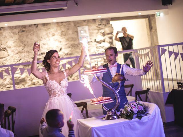 Le mariage de Yohann et Nelly à Présilly, Haute-Savoie 27