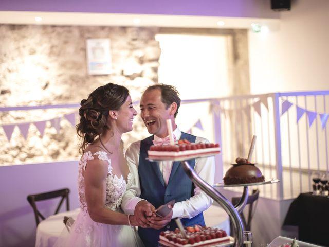 Le mariage de Yohann et Nelly à Présilly, Haute-Savoie 28