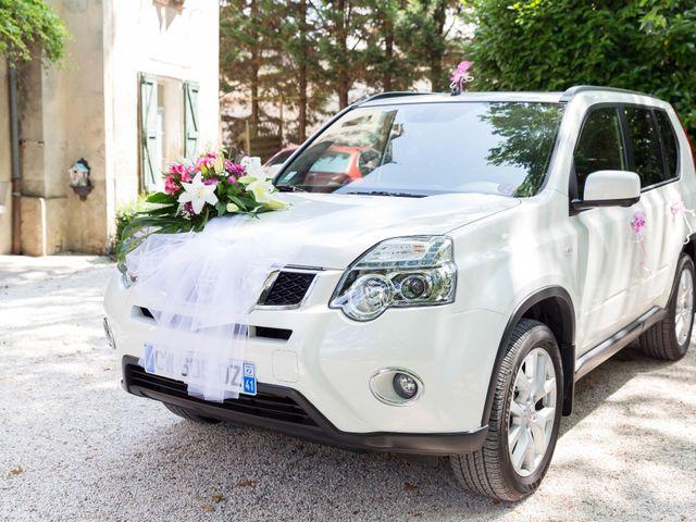 Le mariage de Thomas et Aline à Bessières, Haute-Garonne 10