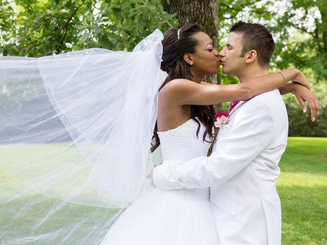 Le mariage de Thomas et Aline à Bessières, Haute-Garonne 15