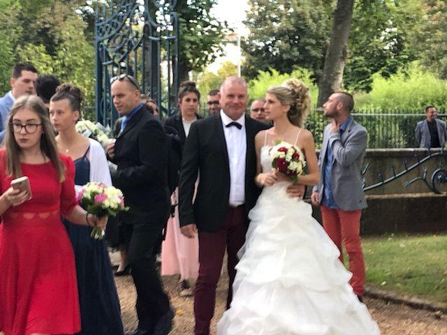 Le mariage de Jordan et Marine à Dreux, Eure-et-Loir 4