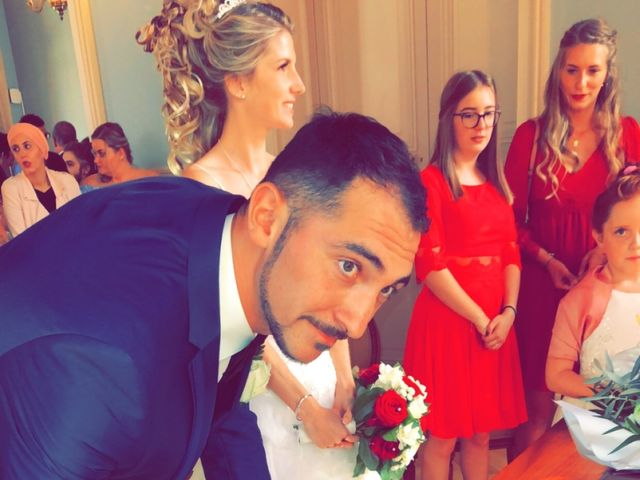 Le mariage de Jordan et Marine à Dreux, Eure-et-Loir 19
