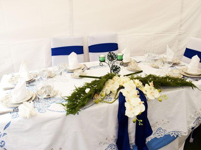 Le mariage de Fritz et Francoise à Dugny, Seine-Saint-Denis 3