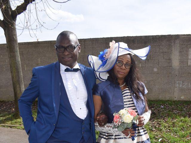 Le mariage de Fritz et Francoise à Dugny, Seine-Saint-Denis 6