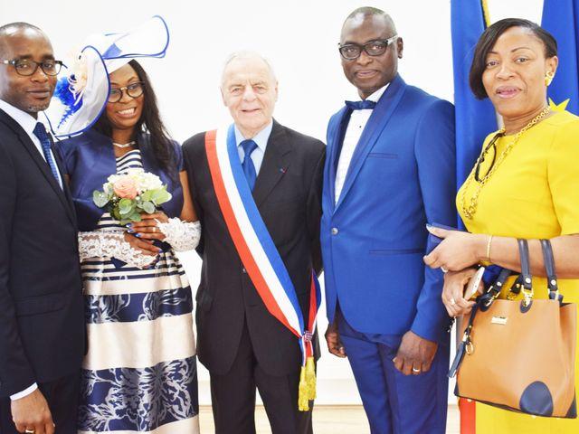 Le mariage de Fritz et Francoise à Dugny, Seine-Saint-Denis 15