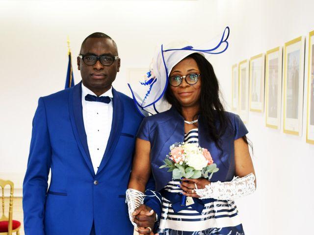 Le mariage de Fritz et Francoise à Dugny, Seine-Saint-Denis 16