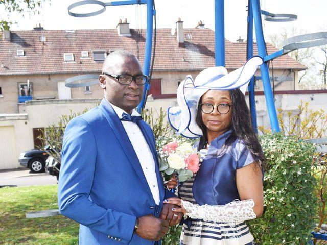 Le mariage de Fritz et Francoise à Dugny, Seine-Saint-Denis 17