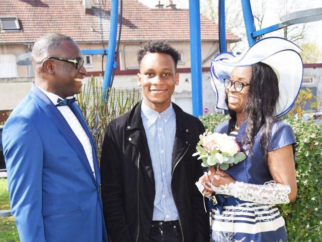 Le mariage de Fritz et Francoise à Dugny, Seine-Saint-Denis 18