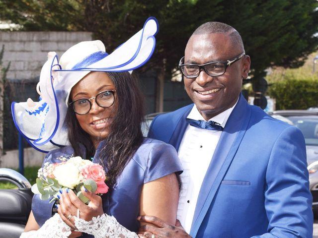 Le mariage de Fritz et Francoise à Dugny, Seine-Saint-Denis 19