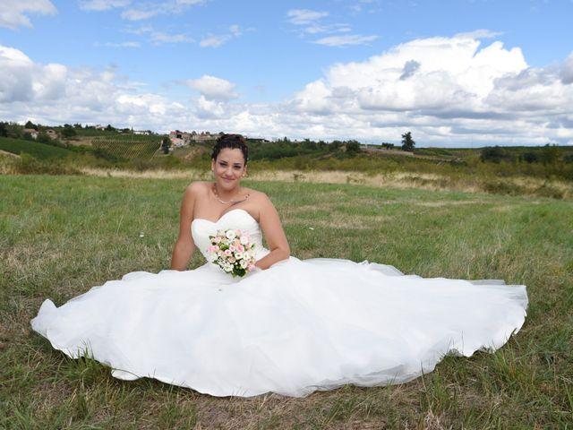 Le mariage de Loïc et Anaïs à Pélussin, Loire 13