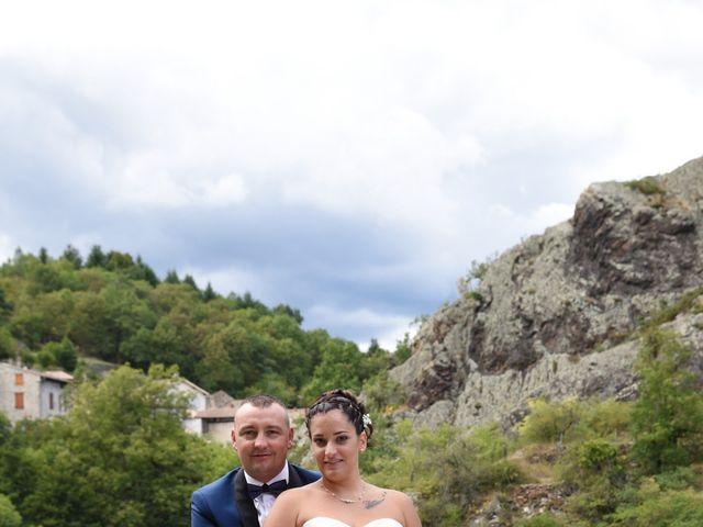Le mariage de Loïc et Anaïs à Pélussin, Loire 15