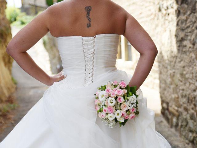 Le mariage de Loïc et Anaïs à Pélussin, Loire 22