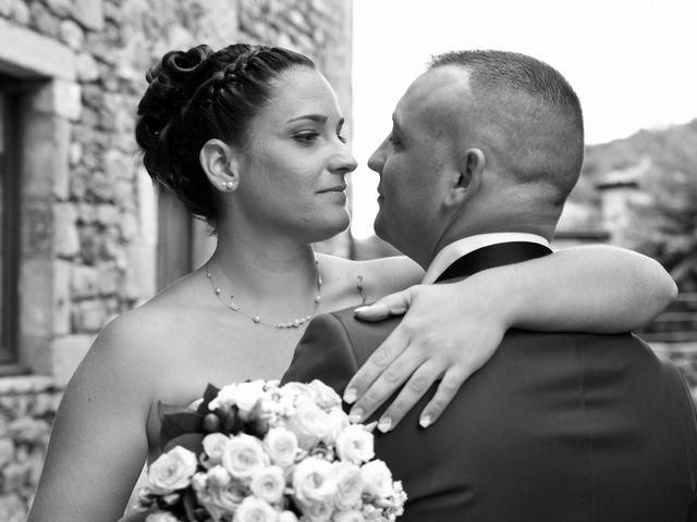 Le mariage de Loïc et Anaïs à Pélussin, Loire 23