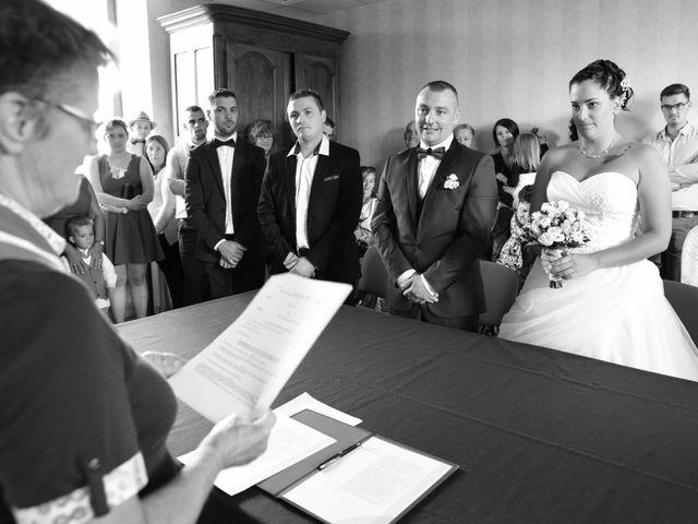Le mariage de Loïc et Anaïs à Pélussin, Loire 26