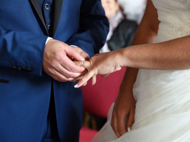 Le mariage de Loïc et Anaïs à Pélussin, Loire 29