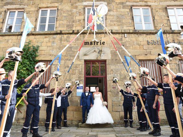Le mariage de Loïc et Anaïs à Pélussin, Loire 33