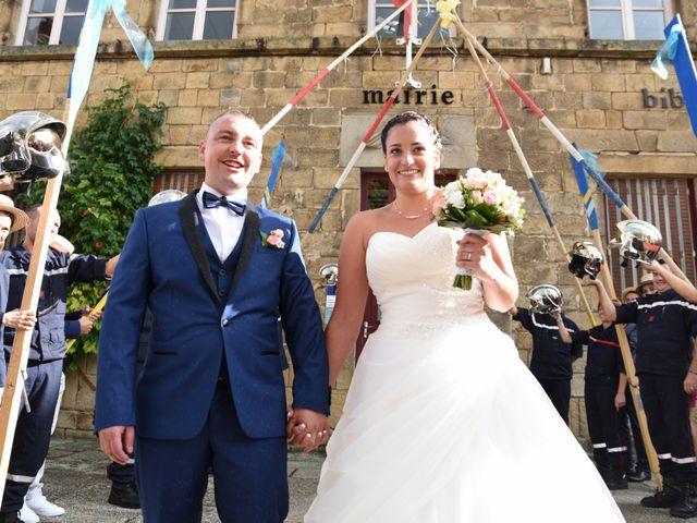 Le mariage de Loïc et Anaïs à Pélussin, Loire 37