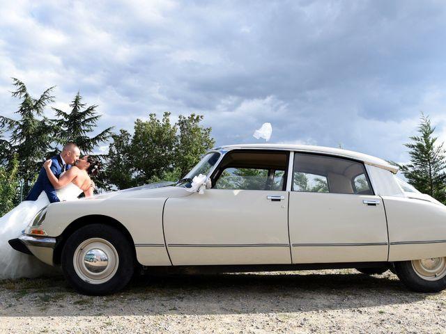 Le mariage de Loïc et Anaïs à Pélussin, Loire 41