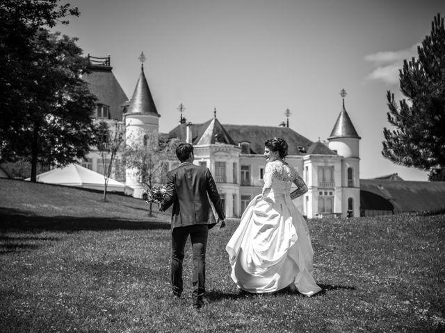 Le mariage de Alban et Johanna à Auxerre, Yonne 2