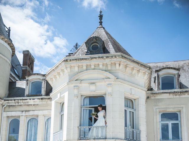 Le mariage de Alban et Johanna à Auxerre, Yonne 6