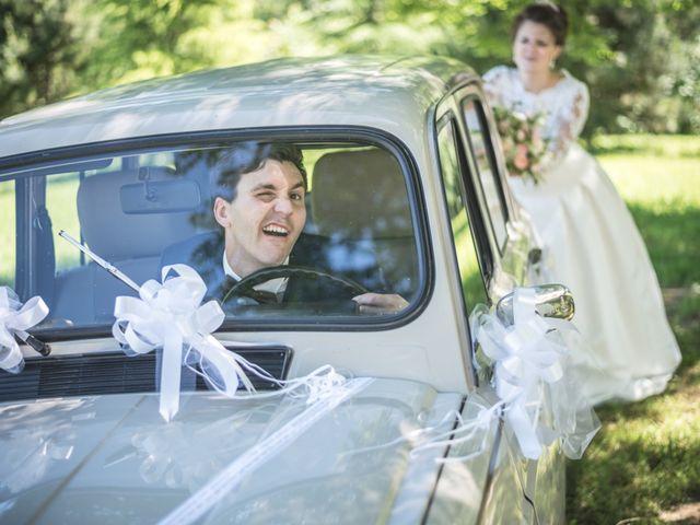 Le mariage de Alban et Johanna à Auxerre, Yonne 10