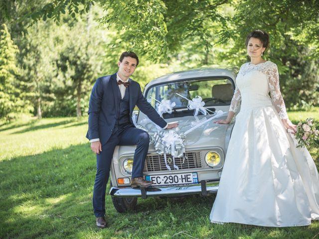 Le mariage de Alban et Johanna à Auxerre, Yonne 11