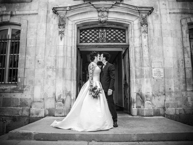 Le mariage de Alban et Johanna à Auxerre, Yonne 14