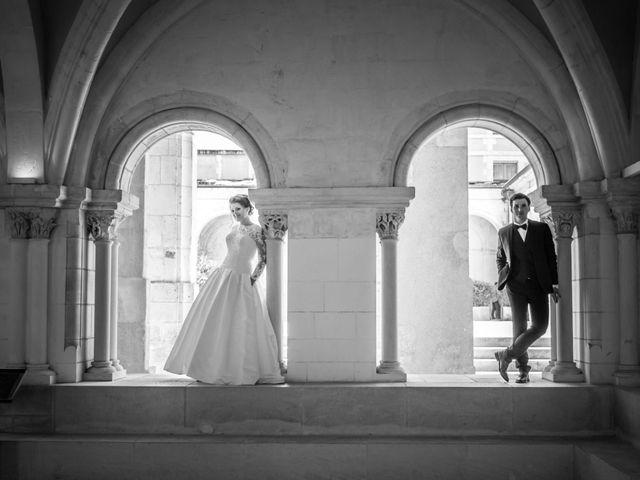 Le mariage de Alban et Johanna à Auxerre, Yonne 15