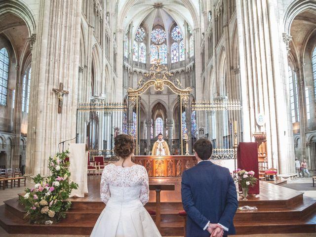 Le mariage de Alban et Johanna à Auxerre, Yonne 17