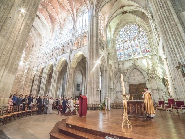 Le mariage de Alban et Johanna à Auxerre, Yonne 18