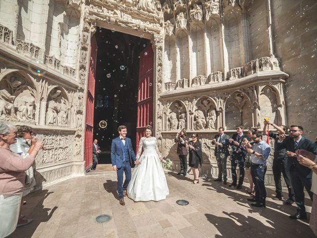 Le mariage de Alban et Johanna à Auxerre, Yonne 19