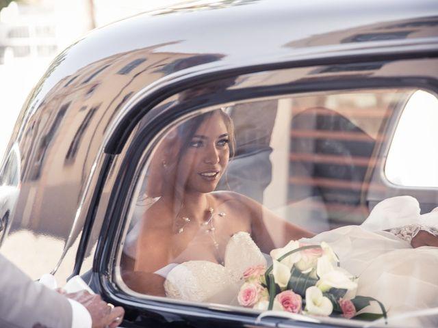 Le mariage de Laurent et Jade à Hyères, Var 9