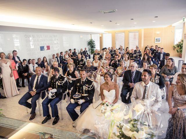 Le mariage de Laurent et Jade à Hyères, Var 11