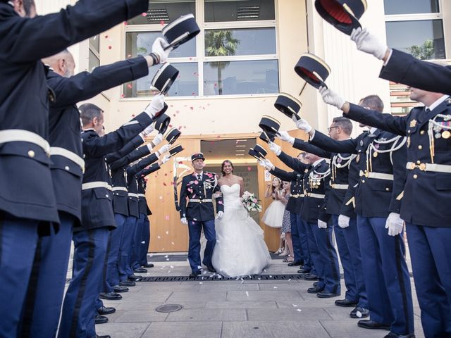 Le mariage de Laurent et Jade à Hyères, Var 15