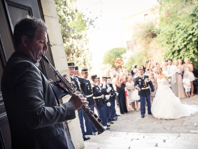 Le mariage de Laurent et Jade à Hyères, Var 24