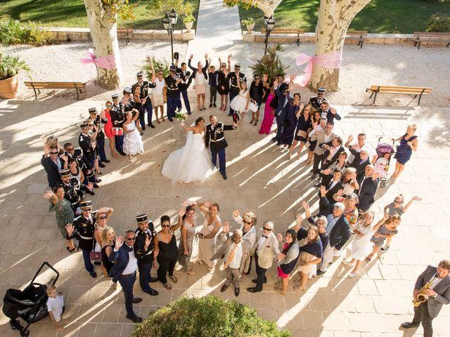 Le mariage de Laurent et Jade à Hyères, Var 32