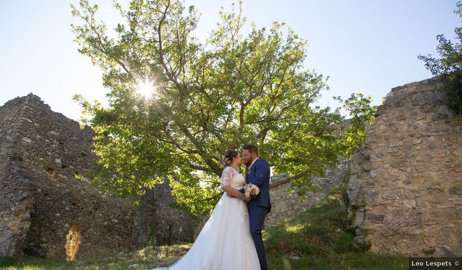 Le mariage de Yohann et Eloïse à Loriol-sur-Drôme, Drôme