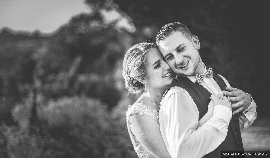 Le mariage de Sébastien et Loana à Saint-Quentin-Fallavier, Isère